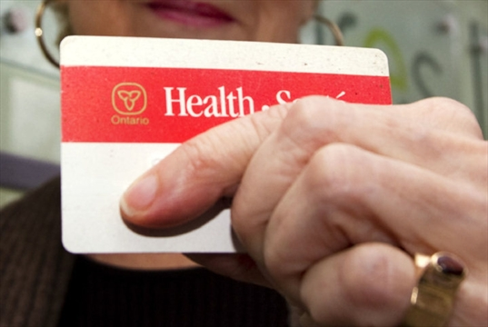 Wedding Insurance Ontario: Ontario Cancelling Dormant Red-and-white Health Cards