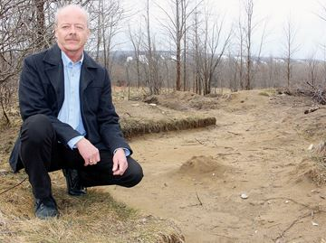 Development company unearths First Nations history at Craigleith