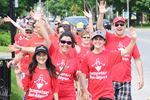 Alliston walk raises money for Canadian Tire Jumpstart
