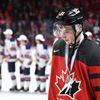 World Junior 2017 Canada vs. USA Cirelli dejected
