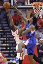 Griffin's triple-double lifts Clippers over Rockets 117-101-Image1