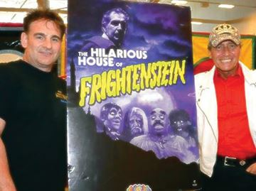 Fan film will pay tribute to 'Hilarious House of Frightenstein'