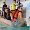 Cardboard boat races in Innisfil