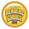 2014 Richmond Hill Liberal Readers Choice Logo