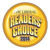 2014 Richmond Hill Liberal Readers Choice Logo