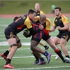Gryphon men's rugby in OUA semifinals