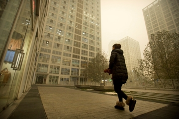 Beijing air pollution reaches hazardous levels-Image1