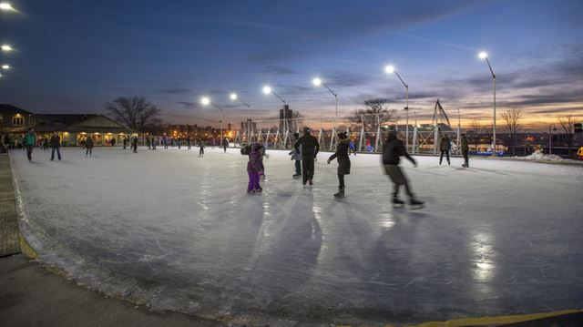Outdoor Skating Rinks And Trails In Southern Ontario