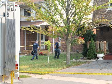 Suspicious death on Memory Lane in Pickering