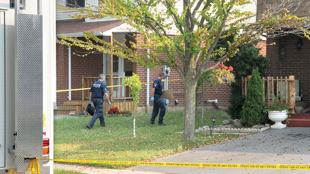 Suspicious death on Memory Lane in Pickering