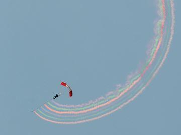 Cobourg Waterfront Festival Skyhawks