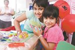 Kids' fun aplenty at this weekend's MegaFest in Milton