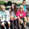 S.A. Cawker Public School students Walk A Mile In My Shoes