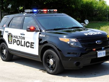 Police investigating following break-in to Oakville optical store