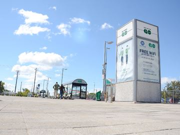 Free Wi-Fi coming to York Region GO stations and bus terminals starting Friday.