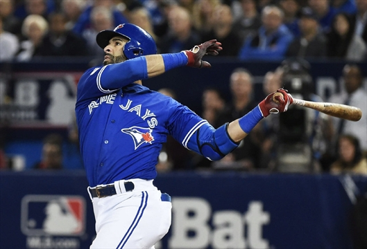 Blue Jays winners in Jose Bautista deal