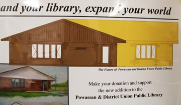 LIBRARY EXPANSION PLANS