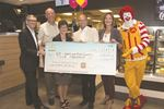 New McDonalds helps Hearts & Minds