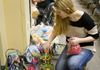 Easter baskets for the needy