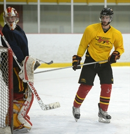 Gryphon hockey