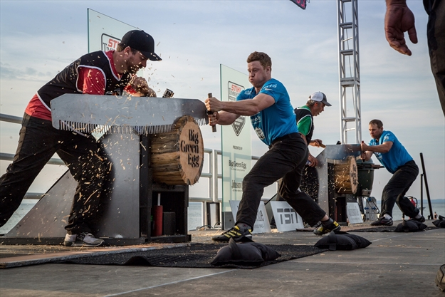 Timber! Canadian logging championship coming to Mississauga