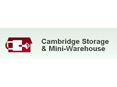 Cambridge Storage Amp Mini Warehouse