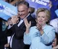 Clinton and Kaine