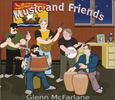 Glenn McFarlane: Music and Friends
