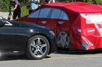 Mercedes Pink Noise shields inner ears in a crash