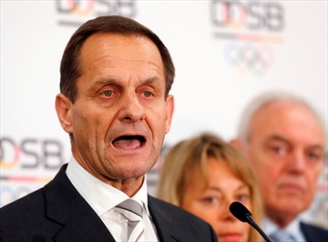 Germany's top Olympic official proposes Russia ban-Image1