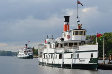 Steamships - Contest