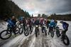 Fat bike festival in Albion hills