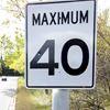 School speed zones