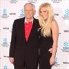 Hugh Hefner parties for last time at Playboy Mansion-Image1