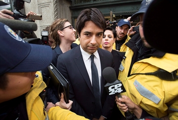 Jian Ghomeshi book to be published in June-Image1