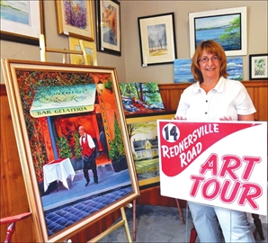 Rednersville Road Art Tour heads up Labour Day weekend– Image 1