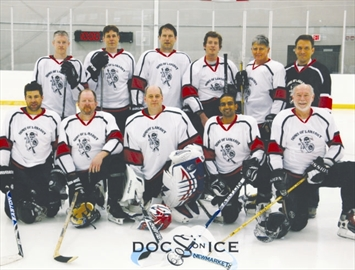 Sons of Lanarky raise funds for mental health during weekend hockey to– Image 1