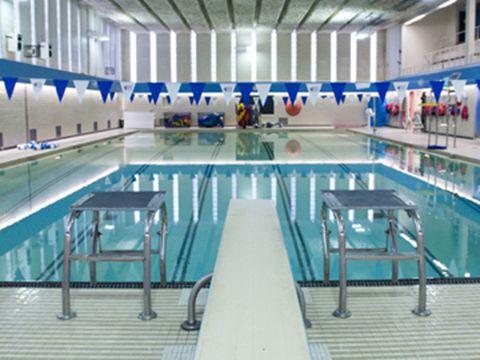 Centennial Recreation Centre Pool