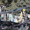 Roadside farm market west of Grafton destroyed in fire