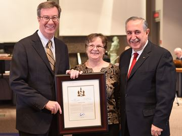 West Carleton woman honoured with city builder award