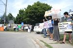 Milton circus protests regarding animal abuse