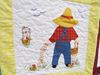 Boys quilt by Dorothy Scott