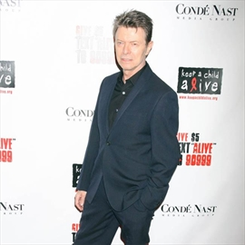 Two BRIT Awards for David Bowie -Image1