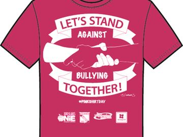 Pink Shirt Day Origin | Artee Shirt