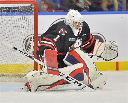 Injury to Niagara goalie hits home in Kitchener