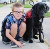 Family fights to have son's service dog in class-Image1