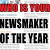 Newsmaker of the year contest
