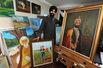 Colours of Life-Bhullar