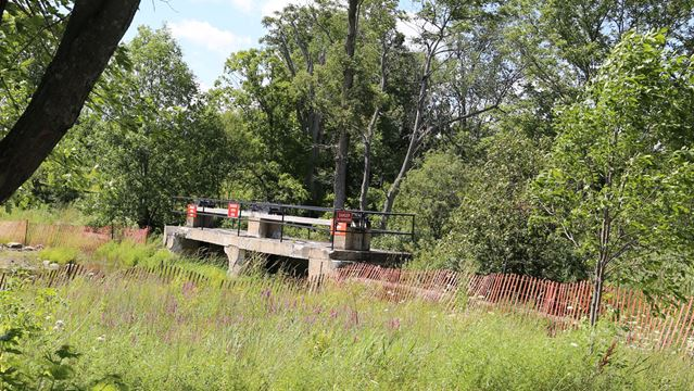 Motts Mill Dam to undergo renovations