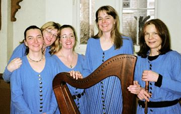 Some members of medieval music ensemble Hurly Burly, in concert Sunday (Dec. 8), 2:30 p.m., at St. John's Anglican Church's Guild Hall.
